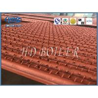 China ASME Standard Customized Specification Stainless Steel Boiler Water Wall Panels Water Wall Tubes In Boiler for sale