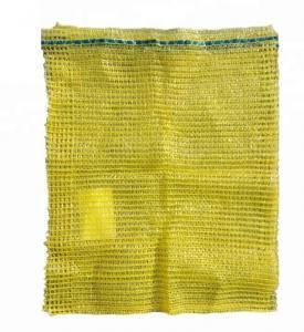 Quality Plastic PE HDPE Raschel Mesh Net Bags For Potato Citrus Bag,PE Raschel Mesh Bag For Onion, Orange, Potato Packing for sale