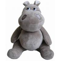 Quality Grey Hippo Plush Toys for sale