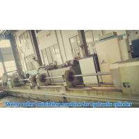 Buy High precision horizontal skiving roller burnishing machine for hydraulic pipe at wholesale prices