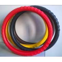 China Custom Durable Truck Steering Wheel Cover, Auto Accessories on sale