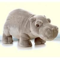 Quality Artificial Hippo Plush Toys for sale