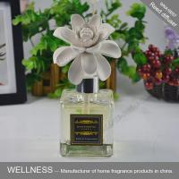 Quality Exquisite Ceramic Scent Diffuser , Ceramic Flower Fragrance Diffuser ITS Approved for sale