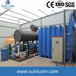 Fast Cooling Vacuum Cooler Evaporative Cooling Condenser Type 4500*1800*2400mm