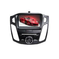 Quality 2din FORD DVD Navigation System Car Audio Stereo Bleutooth Wifi for Focus 2015 for sale
