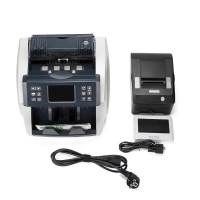 Quality FMD-880 USD value counting machine EUR mix value counting machine banknote value counter for sale