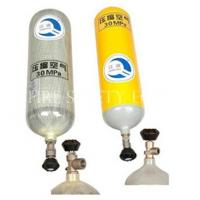 Quality RHZK Air cylinders Carbon fibre Air cylinder for air breathing apparatus for sale