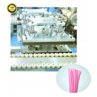 Quality High Speed Plastic Drinking Straw Production Line JH05-H Spoon Straw Making Machine for sale