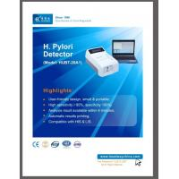 Quality Innovative medical device Helicobacter Pylori Breath Test with Streamlined design for sale
