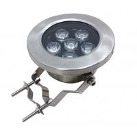 Quality IP68 DMX512 Water Fountain Equipment Underwater LED Lamp UV Protection for sale