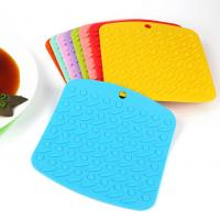 Best Wholesale Kitchen Table Pad Silicone Pot Holder Trivet Mat Heat Resistant wholesale