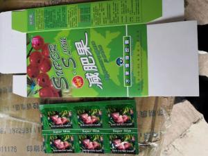 Quality 400mg*30pieces Fruta Bio Diet Pills for sale