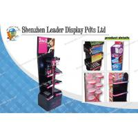 Buy cheap Six Cells B Flute Cardboard Display Racks For Advertising / Products Promotion from wholesalers