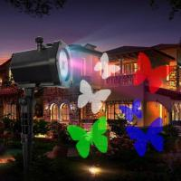 Quality Resort Park Outdoor Waterproof Projector Lamp Outdoor Decoration Holiday Lights Outdoor Waterproof Effect Colorful Stage for sale