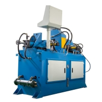 Quality 190 Deg Induction Stainless Steel Tube Bending Machine for Public Railway Construction for sale