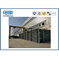 H Type Steel Condensing Heat Exchanger Economizer For Boiler With Coal Fuel for sale