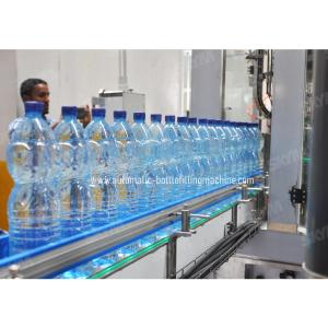 Quality SUS304 10000BPH Bottled Water Filling Production Machines Hygiene grade for sale