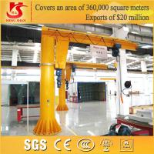Quality Customizable 0.25ton~5ton Column Mounted Jib Crane for sale