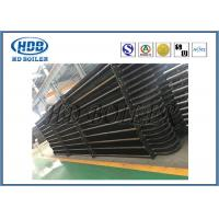 Low / High Pressure Flue Gas Economizer Heat Exchange Devices With Finned Tubes for sale
