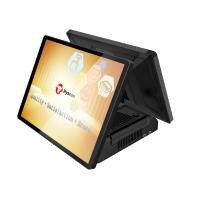 Best Zero-Bezel Multi - Touch Screen  2 Touch POS System Support  12'' or 15'' Second Display wholesale