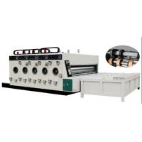 Quality JNLS-B FEEDING PRINTING SLOTTING MACHINE(STANDARD CONFLGURATION) for sale