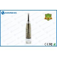 China Huge Vapor Ego Bottom Coil Clearomizer Gray With PE Tube on sale