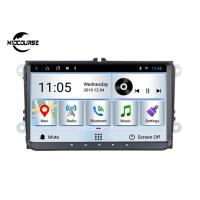 Quality Android 9.0 Volkswagen Passat DVD Player Touch Buttons 9 Inch 1024*600P Screen for sale