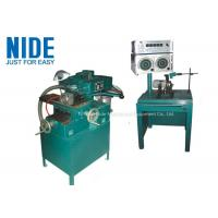 Quality Semi Automation Armature Motor Rotor Balancing Machine / Balancer Machine and weight removing machine for sale