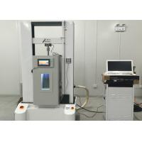 Quality Pull Press Tension Testing Machine High Low Temperature Oven Type Easy Operate for sale