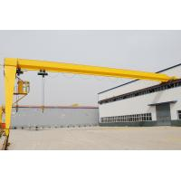 Quality chinese manufacturer With Low Price BMH Model Semi Gantry Crane price for sale