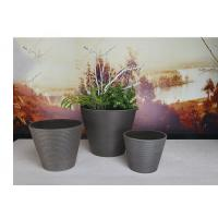 Quality Weather Free Modern Self Watering Planters With Eco Friendly Material for sale