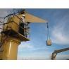 Buy cheap Stiff Boom Marine Industrial Crane Supplier Operator Marine Ship Deck Crane from wholesalers