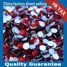China SS30 non hotfix adhesive back rhinestone, hot sale non flatback rhinestone adhesive back rhinestones on sale