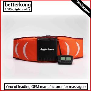 Quality best Halloween gifts vibrating body slimming massage belt Dual shaper massager Dual shaper belt with vibration for sale