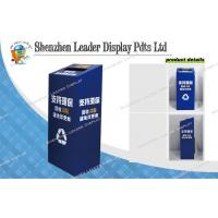 Buy cheap 4C Light Weight Chocolate Carton Displays / Corrugated POP Display In Supermarket from wholesalers