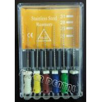 Quality Endodontic hand use Stainless Steel Reamer file #15-40 for sale