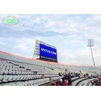 China HD High Definition Giant LED Display P10 , full  color Digital LED billboard on sale