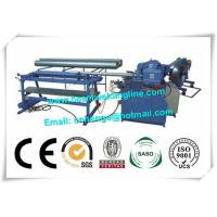 Quality Industry Orbital Tube Welding Machine , Spiral Duct Making And Forming Production Line for sale