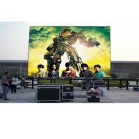 Quality High resolution outdoor advertising led display 10mm WITH PAL / NTSC FOR  shoping mall for sale