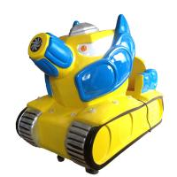 Quality Electronic Car Children Coin Operated Games Mechanical Kiddie Rides for sale