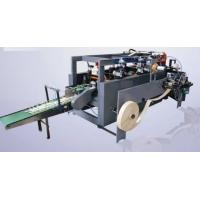 Quality WFD100-1 High Speed twist-rope & Flat-belt handle making machine for sale