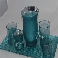 Best Electroplating finish wholesale candles holder set wholesale