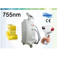 Quality 1 - 10 HZ High Frequency Ipl Laser Hair Removal Machine With 755nm Wavelength for sale