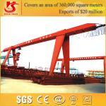 Capacity 5ton - 20 Ton boxed single girder gantry cranes