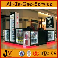 China China JOVA manufacturer supply cell phone accessories kiosk showcase design on sale