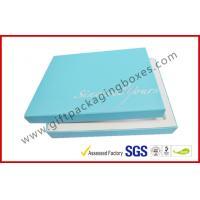 Hot-Stamping Coated Paper Board Box, Stylish Printed Rigid Gift Boxes For Promotion