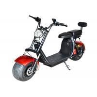 Quality TM-TX-10-1   45KM/H City Coco Electric Scooter / Electric Motorcycle Scooter Minimum Ground Clearance 110MM for sale