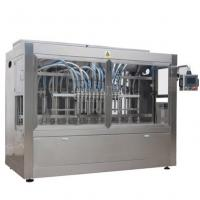 China 4200 BPH Automatic Liquid Bottle Filling Machine on sale