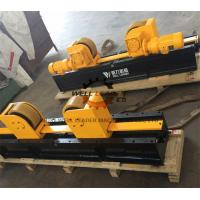 Buy Adjustable Tank Turning Rolls Rotator For Cylinders / Tubes /  Vessels Welding at wholesale prices