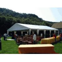Quality 25x60m Rainproof outdoor restaurant tents with PVC coated fabric for sale